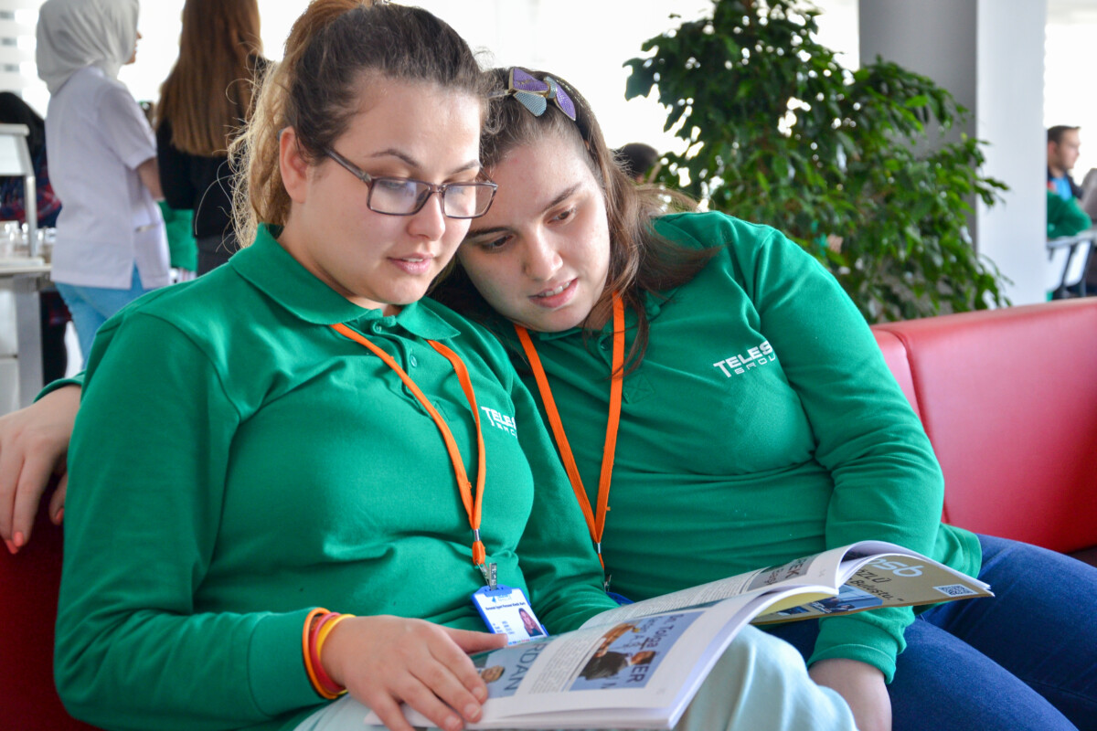 MOSTEM Öğrencileri İşyerimizi Ziyaret Etti